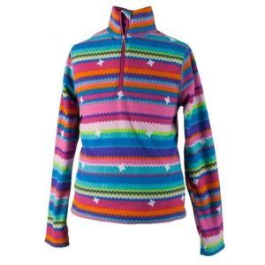 Obermeyer kids Bomber Pro 100 fleece pullover